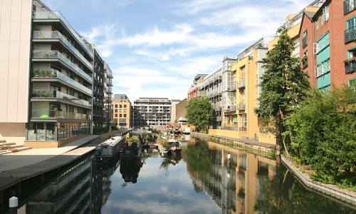 SOLD – HERTFORD WHARF, N1 – £650,000