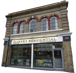 Harvey Residential estate agents